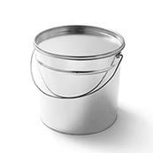 ペール缶(取っ手付き)